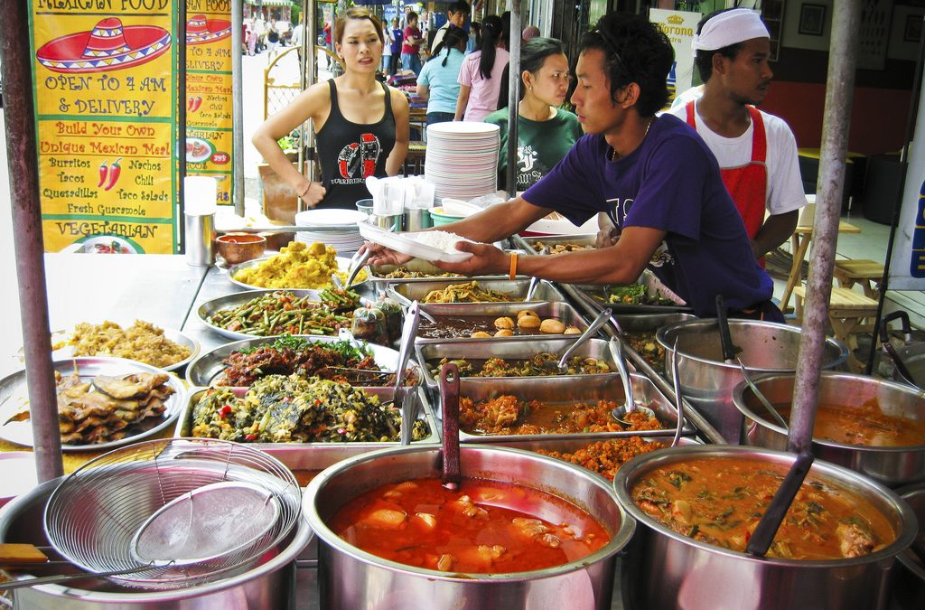 The Best Food Cities (Travel and Leisure)