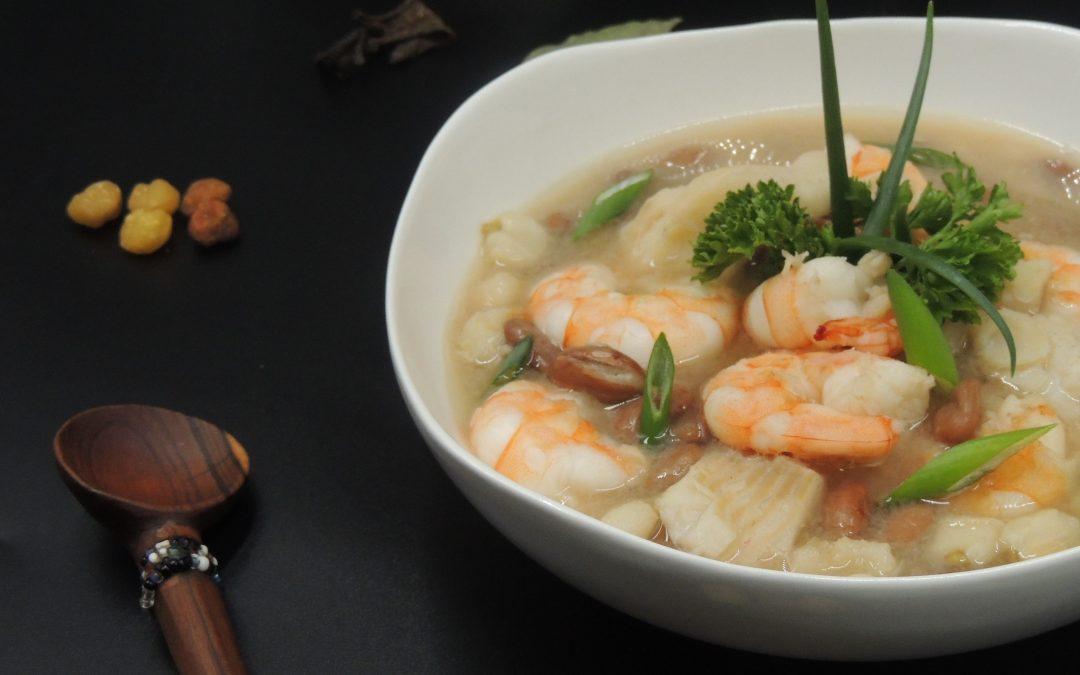 Seafood Cornchaff